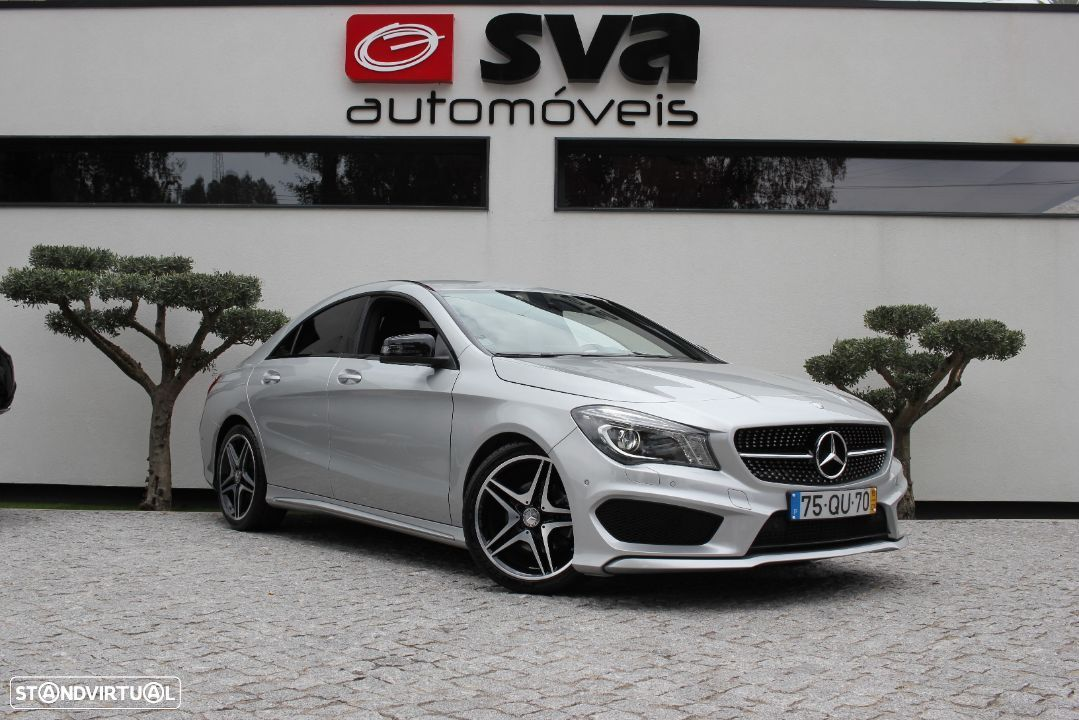 Mercedes-Benz CLA 180 d AMG Styling + Pack Night - 5