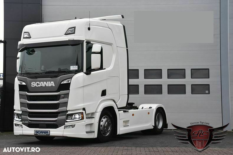 Scania R450 EURO 6 2018 Nr. Int 10686 Leasing - 7