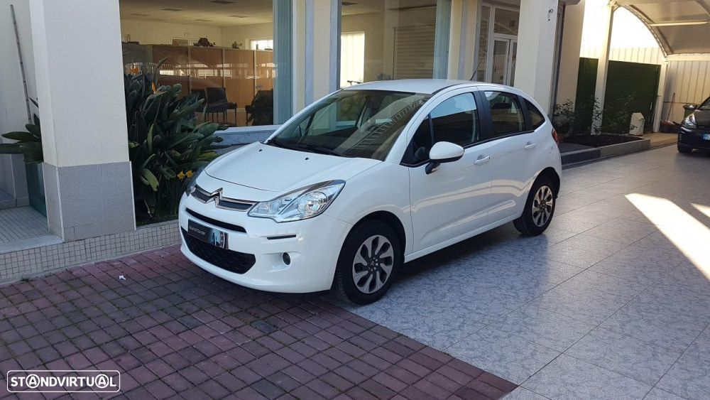 Citroën C3 1.6 bluehdi seduction - 16