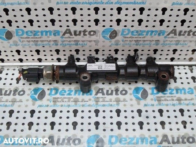 Rampa injectoare , Citroen C4 (LC) 1.6HDI, 9H01, 9HZ - 1
