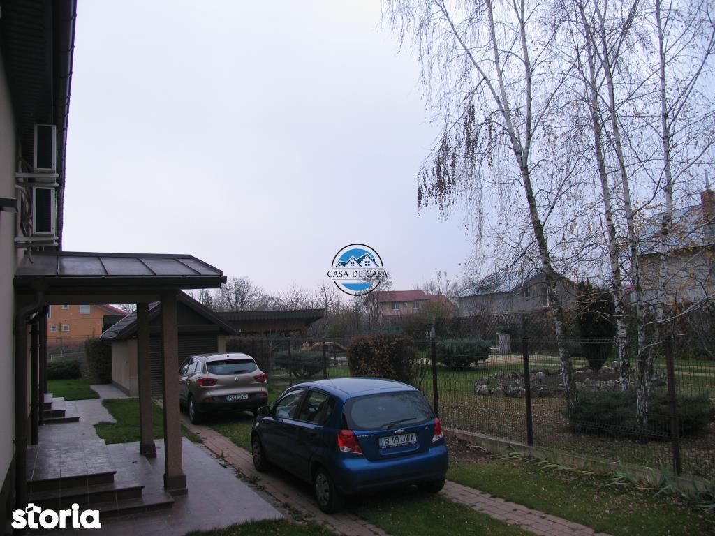 Casa de vanzare, Ilfov (judet), Strada Plantelor - Foto 6