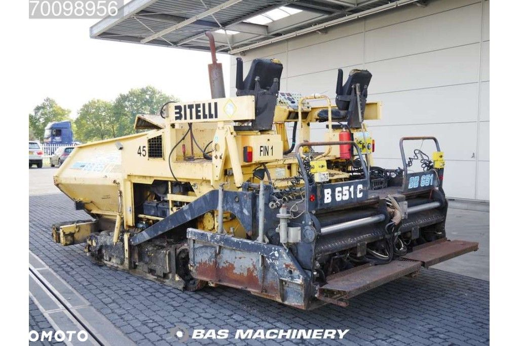 Bitelli BB 651C  Bitelli BB 651C - 2