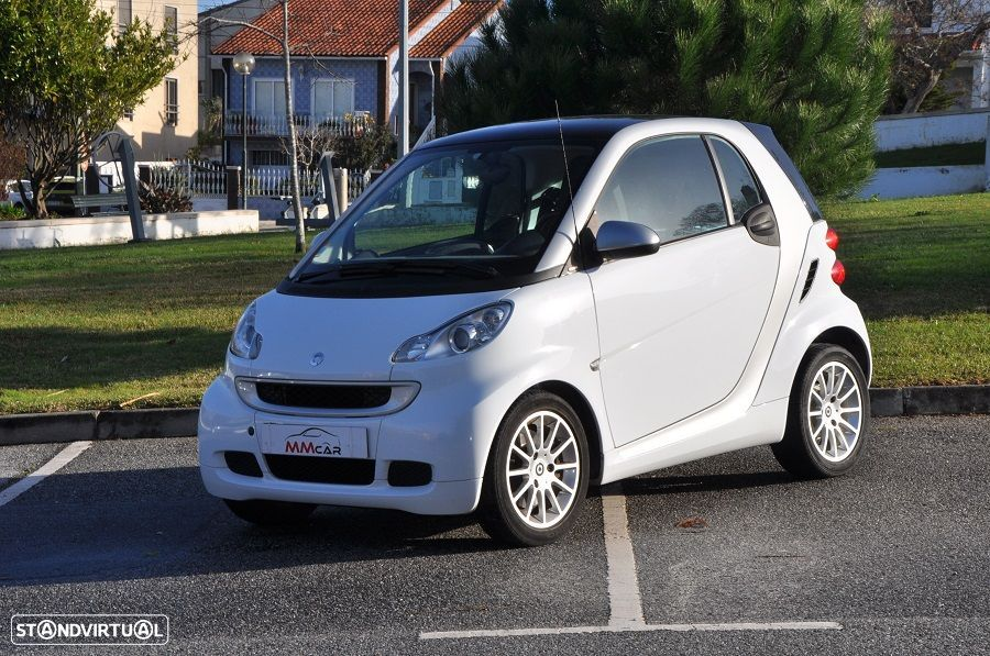 Smart ForTwo PASSION GPS SOFT TOUCH - 1