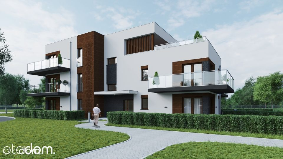 Mieszkanie na sprzedaż, Nałęczów, puławski, lubelskie - Foto 1004