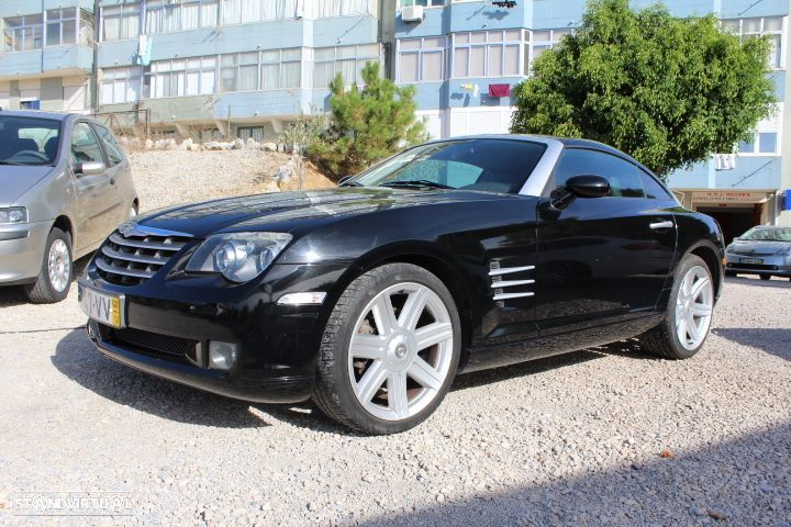 Chrysler Crossfire - 2