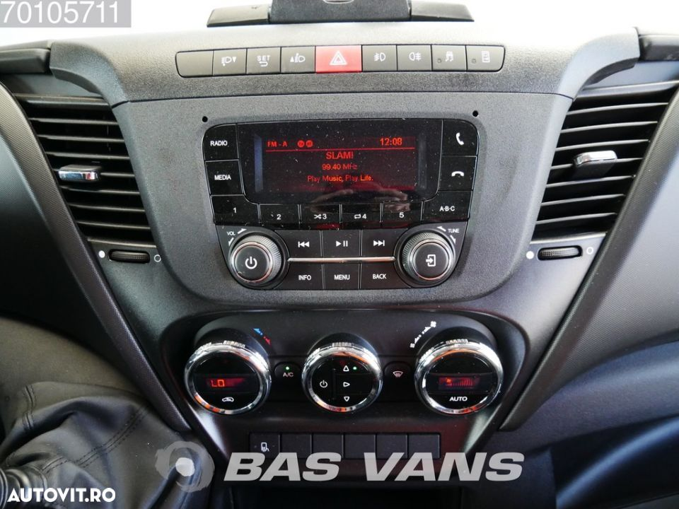 Iveco Daily 35S16 Airco Cruise control 3 Zits Nieuw L3H2 16m3 Airco Cruise - 13