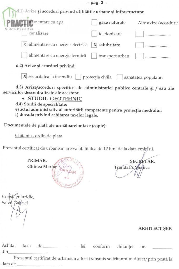 Teren de Vanzare, Galați (judet), Galaţi - Foto 2