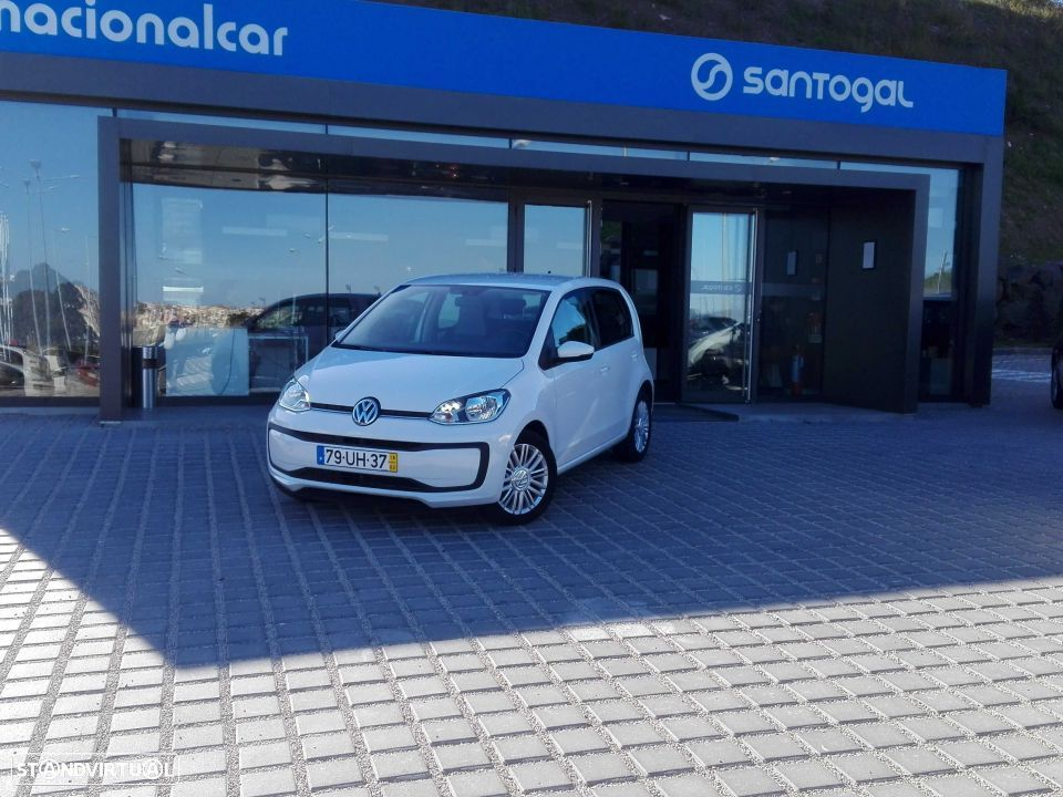 VW Up (1.0 BMT Move !) - 1