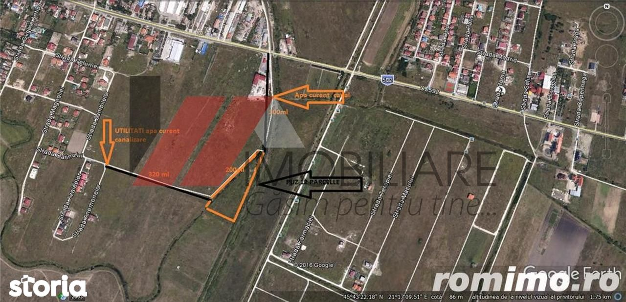 Teren de Vanzare, Timiș (judet), Ciarda Roșie - Foto 6