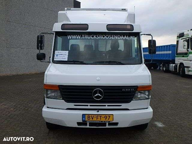 Mercedes-Benz Vario 619 D + Trailor + Cooling - 2