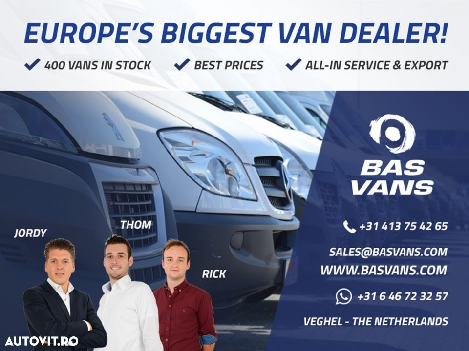 Renault Master DCI 130 3.5T L3H2 12m3 Airco Cruise - 4