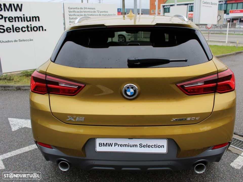 BMW X2 xDrive20d Auto Pack M - 10