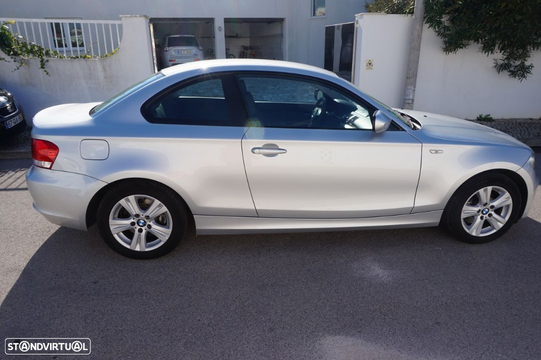 BMW 120 coupe - 1