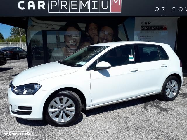 VW Golf 1.6 TDi 110cv TRENDLINE - 2