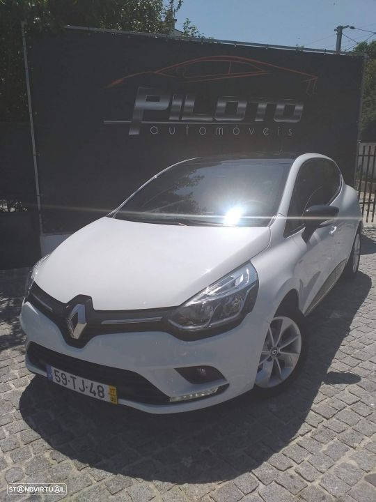 Renault Clio ECO LIMITED DCI - 1