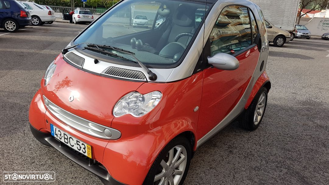 Smart ForTwo Passion 61 - 1