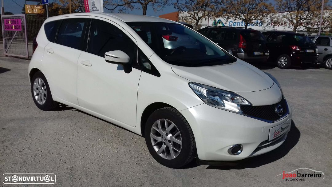 Nissan Note - 2