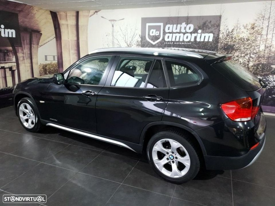 BMW X1 18 d sDrive - 8