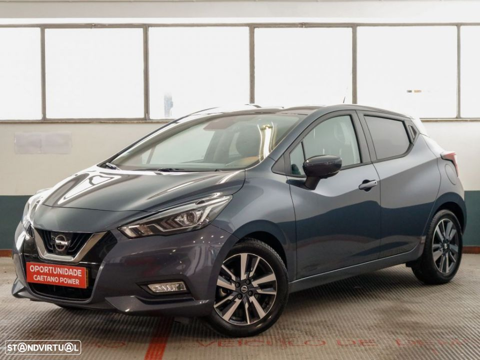 Nissan Micra 1.5dCi 66 kW (90 CV) S&S N-Connecta P.360+P.V.LED - 1