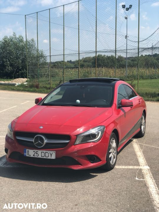 Mercedes-Benz CLA 200 - 7