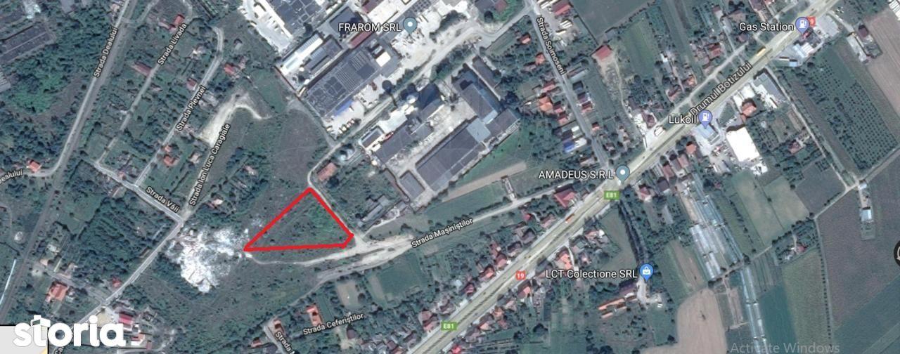 Teren de Vanzare, Satu Mare (judet), Strada Șoimoșeni - Foto 1