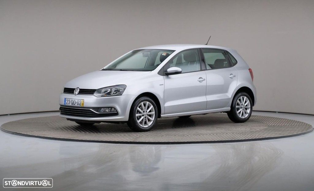 VW Polo 1.4 TDi Lounge - 1