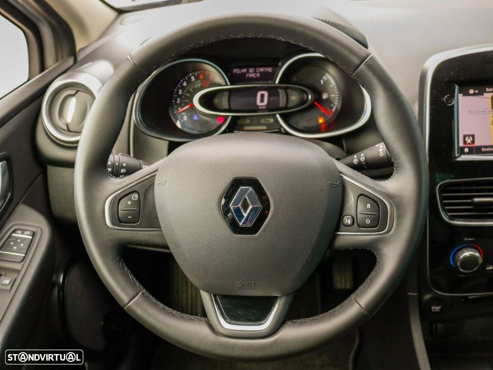 Renault Clio 1.5 dCi 90 Limited - 8