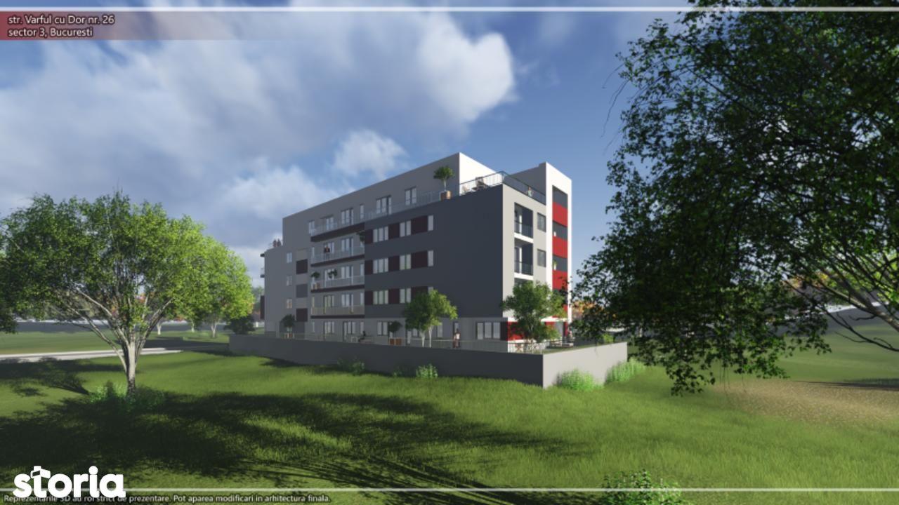 Apartament de vanzare, București (judet), Strada Câmpineanca - Foto 3