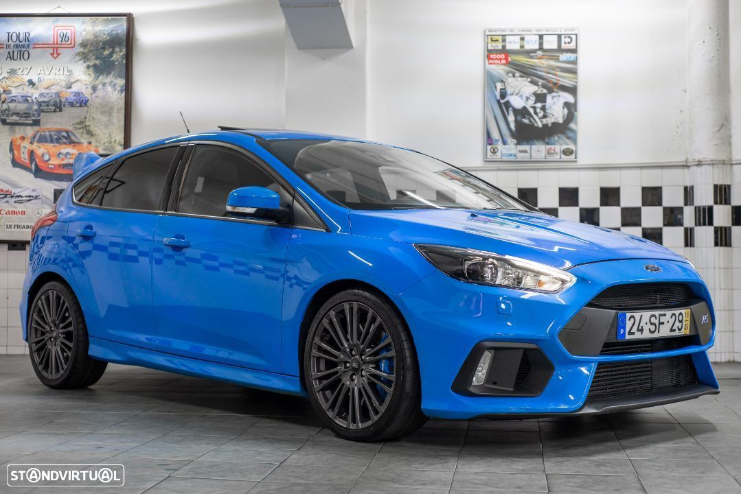 Ford Focus RS - 1