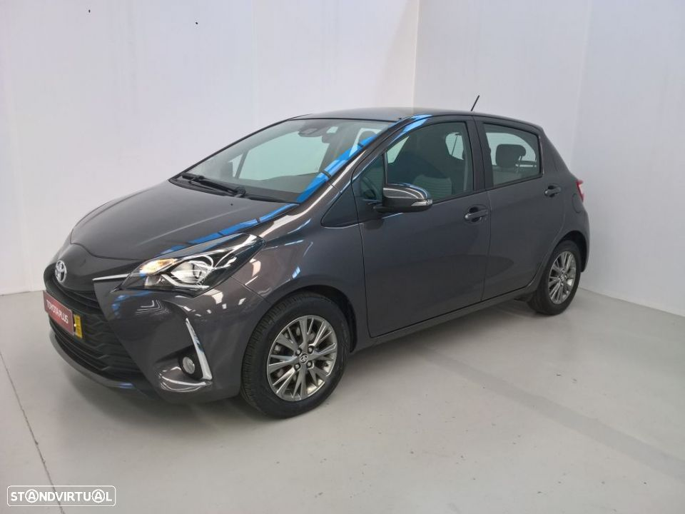 Toyota Yaris 1.4D 5P Comfort + Pack Style - 3