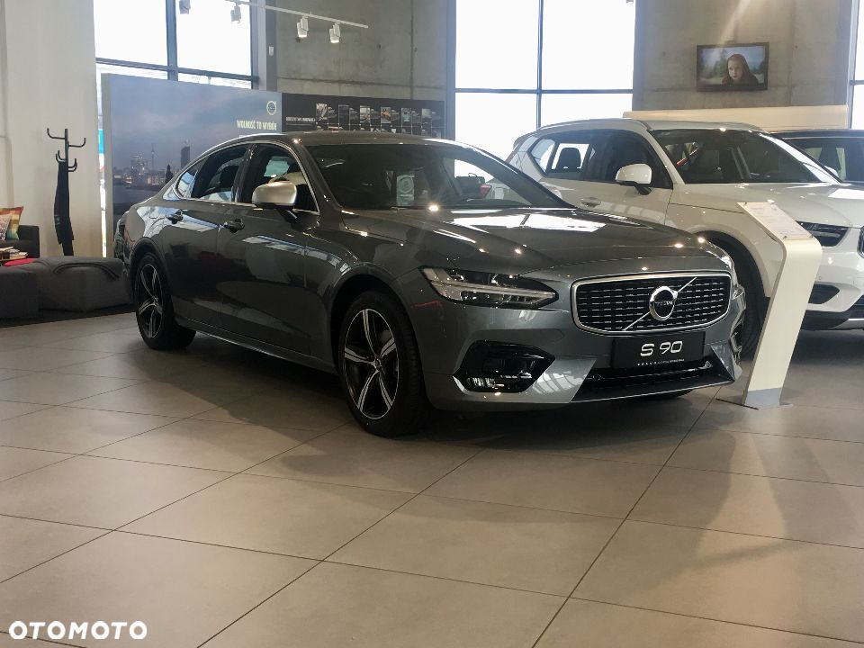 Volvo S90 D3 150KM R Design 1590zł netto/mc - 1