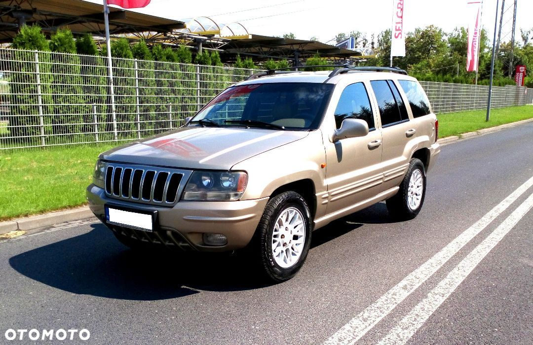 Jeep Grand Cherokee Salon PL, 4.7 V8 Limited - 7
