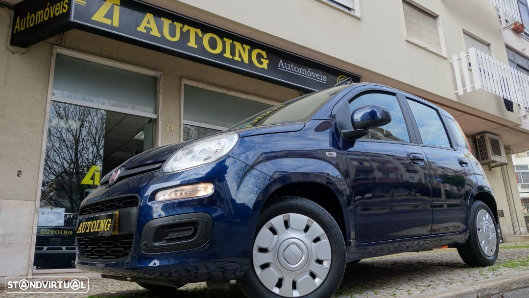 Fiat Panda 1.2 LOUNGE I-CONNECT - 1