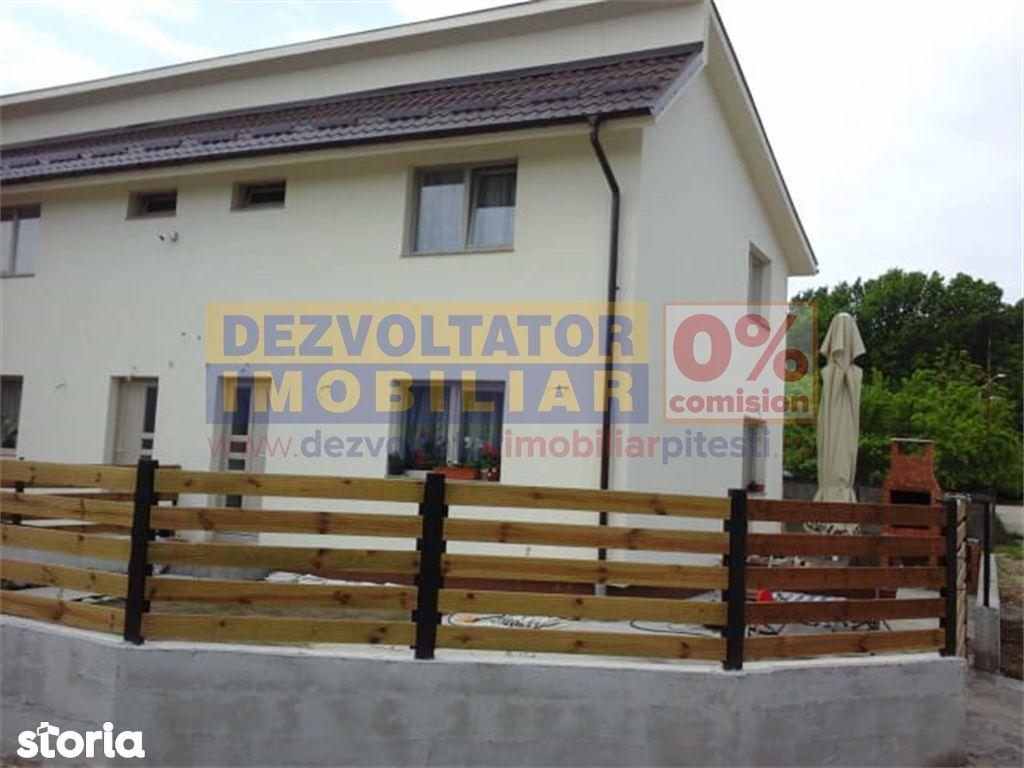 Casa de vanzare, Argeș (judet), Strada Victor Slăvescu - Foto 1