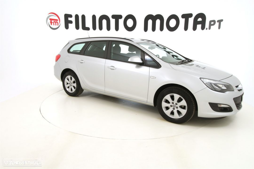 Opel Astra Sports Tourer 1.3 CDTi Selection S/S - 32