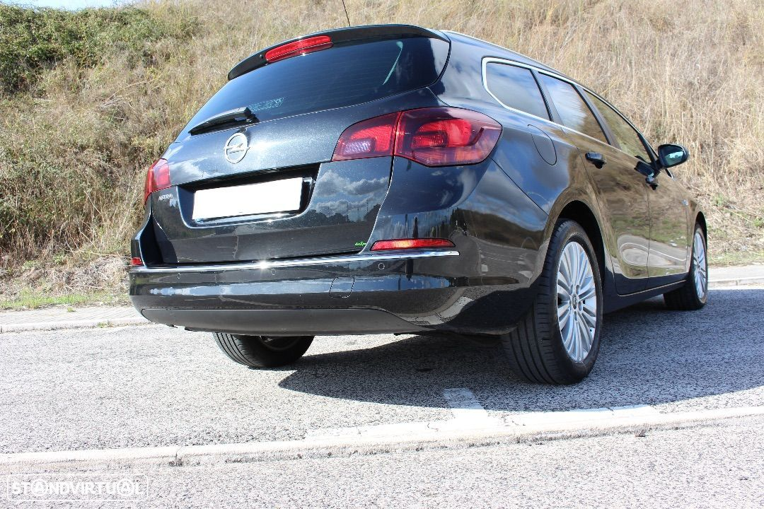 Opel Astra Sports Tourer 1.7 cdi Cosmo S  S - 28