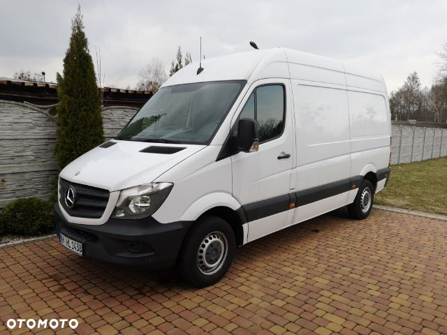 Mercedes-Benz Sprinter 210 CDI 2014r. Lift  310 311 - 1