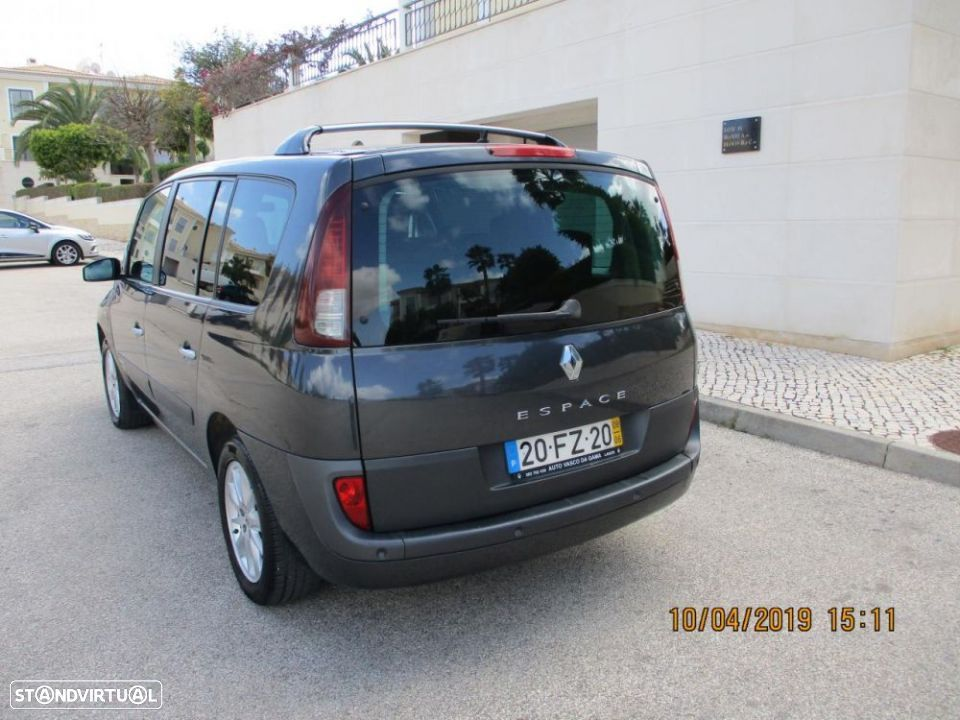 Renault Espace 2.0 dCi Luxe7L - 5