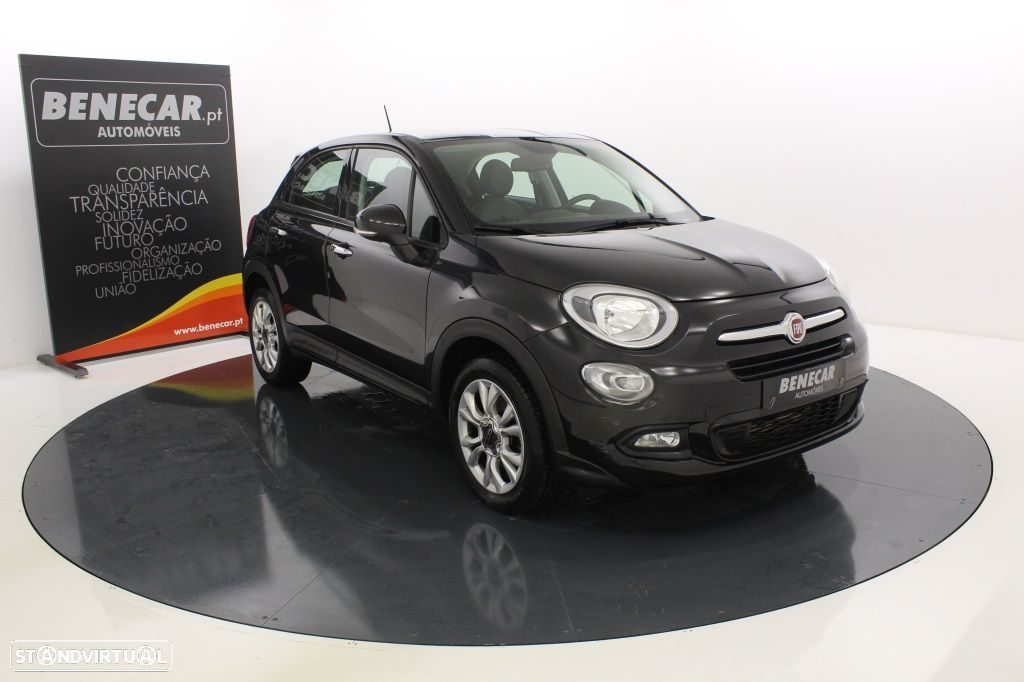 Fiat 500X 1.3 Multijet 95cv S/S POP STAR GPS - 11