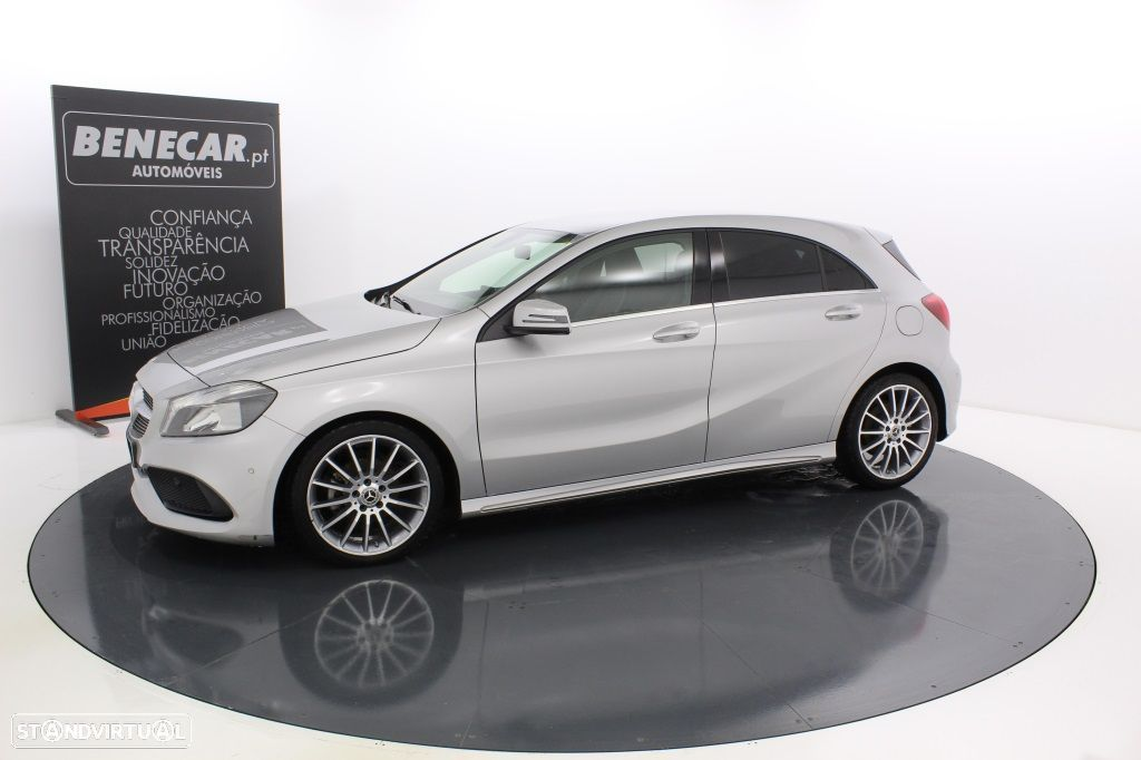 Mercedes-Benz A 180 CDi Final Edition Cx. Aut. - 2
