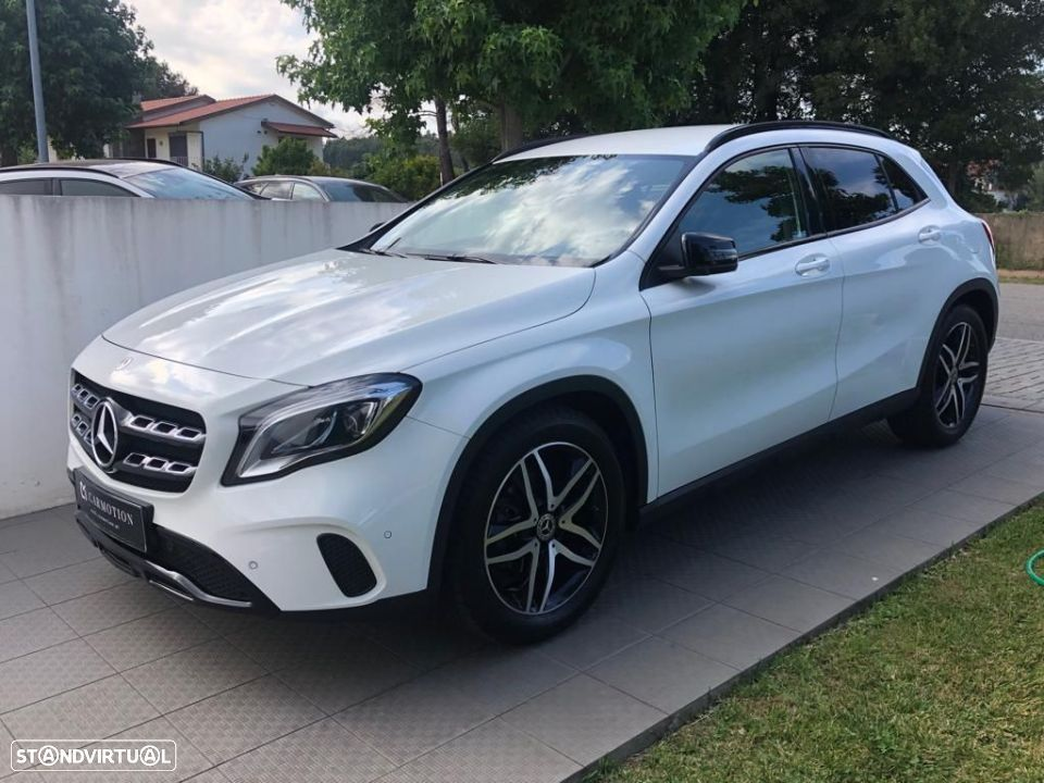 Mercedes-Benz GLA 180 d URBAN CX AT NAVI LED PACK NIGHT - 1