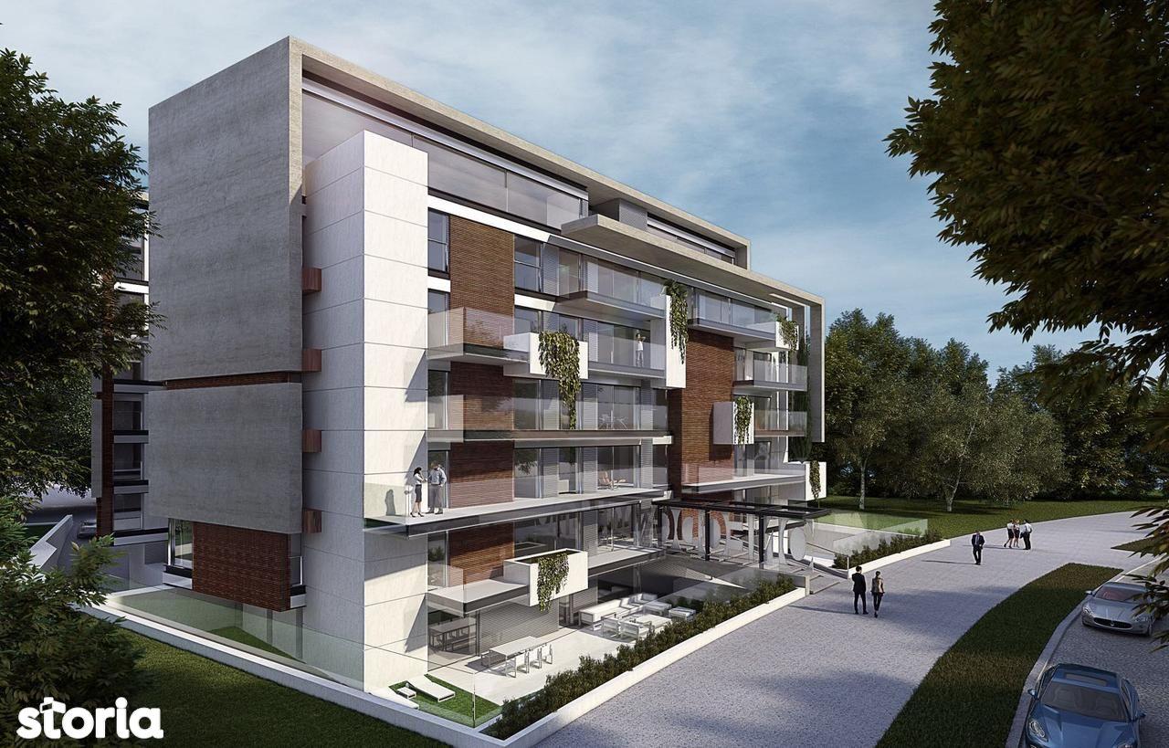 Apartament de inchiriat, București (judet), Calea Dorobanților - Foto 10