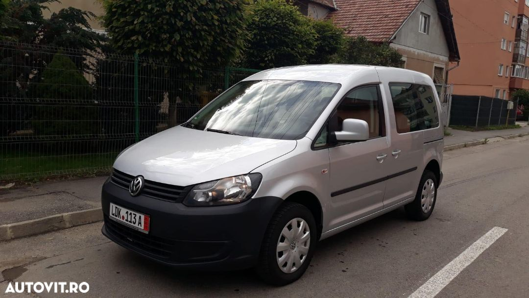 Volkswagen Caddy - 4