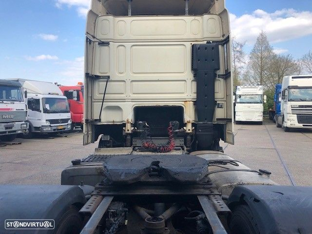 DAF FT XF95-430 SPACECAB (MANUAL GEARBOX / ZF-INTARDER / HYDRAULIC KIT / AIRCONDITIONING) - 10
