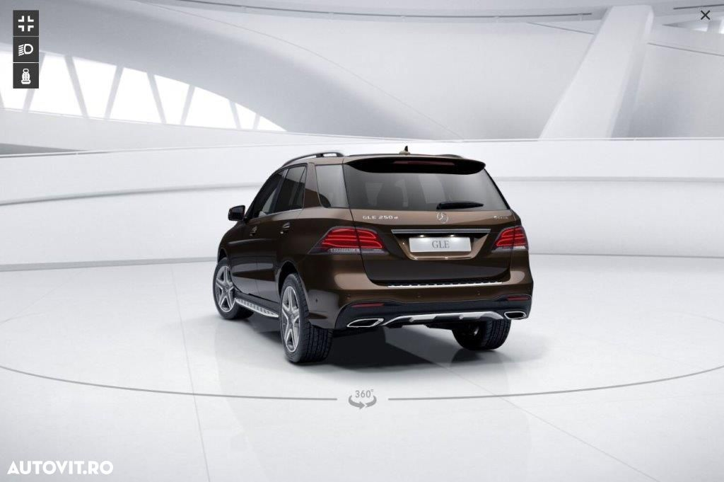 Mercedes-Benz GLE - 2