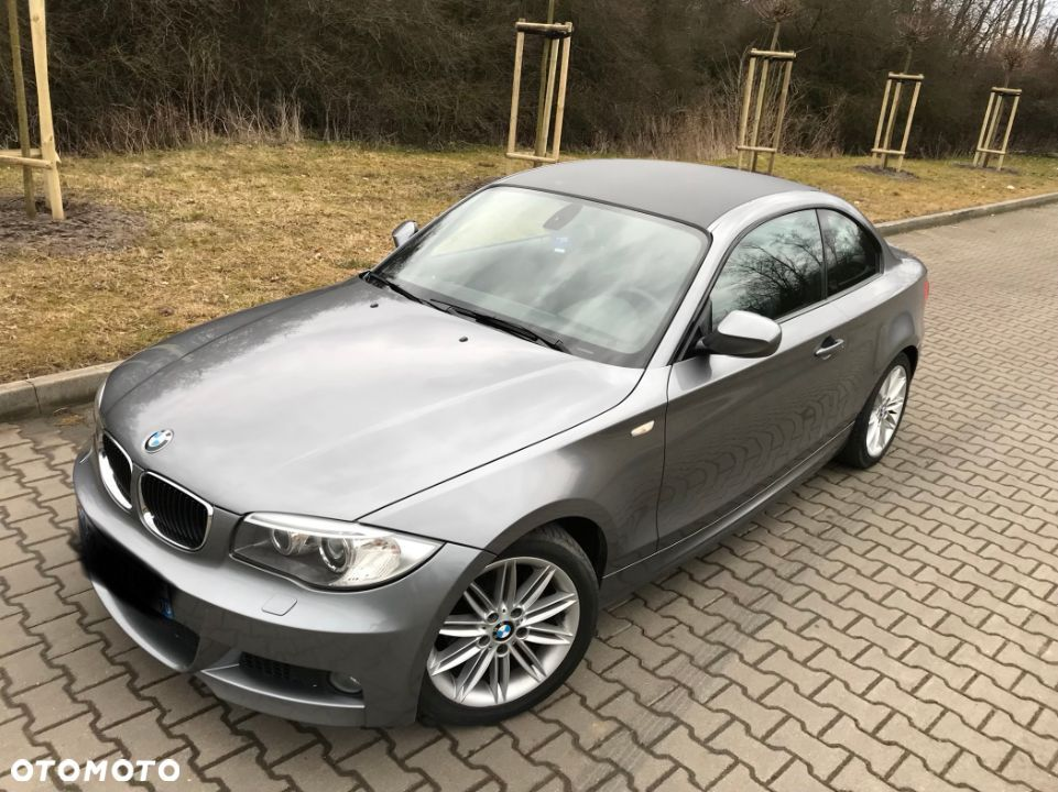 BMW Seria 1 120d, 177 PS, Lift, Led, M pakiet, Xenon, Alu 17