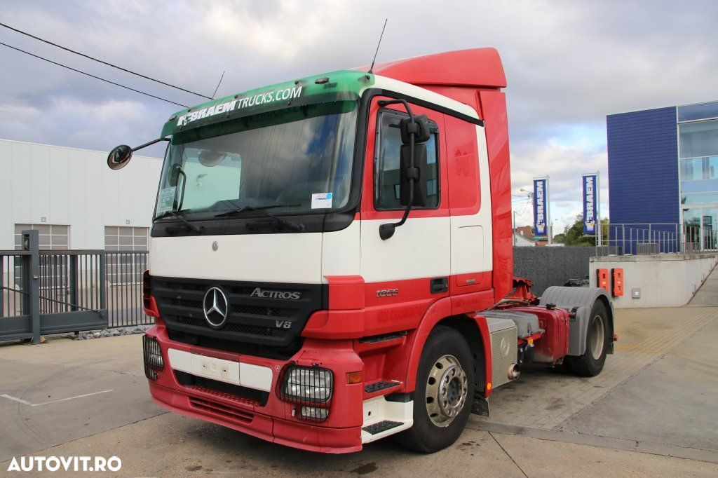 Mercedes-Benz ACTROS 1855 LS- MP2 +KIPHYDR. - 2