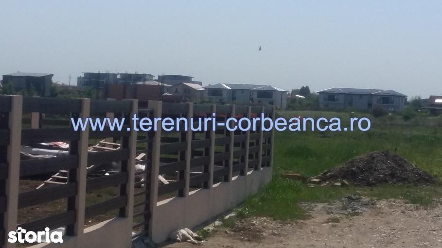 Teren de Vanzare, Corbeanca, Bucuresti - Ilfov - Foto 9