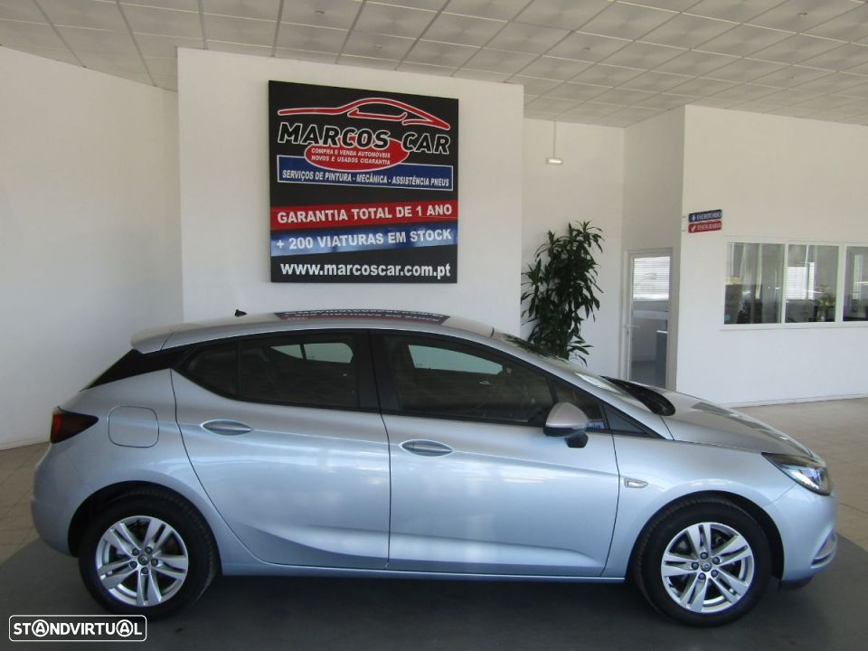 Opel Astra Edition Active - 7