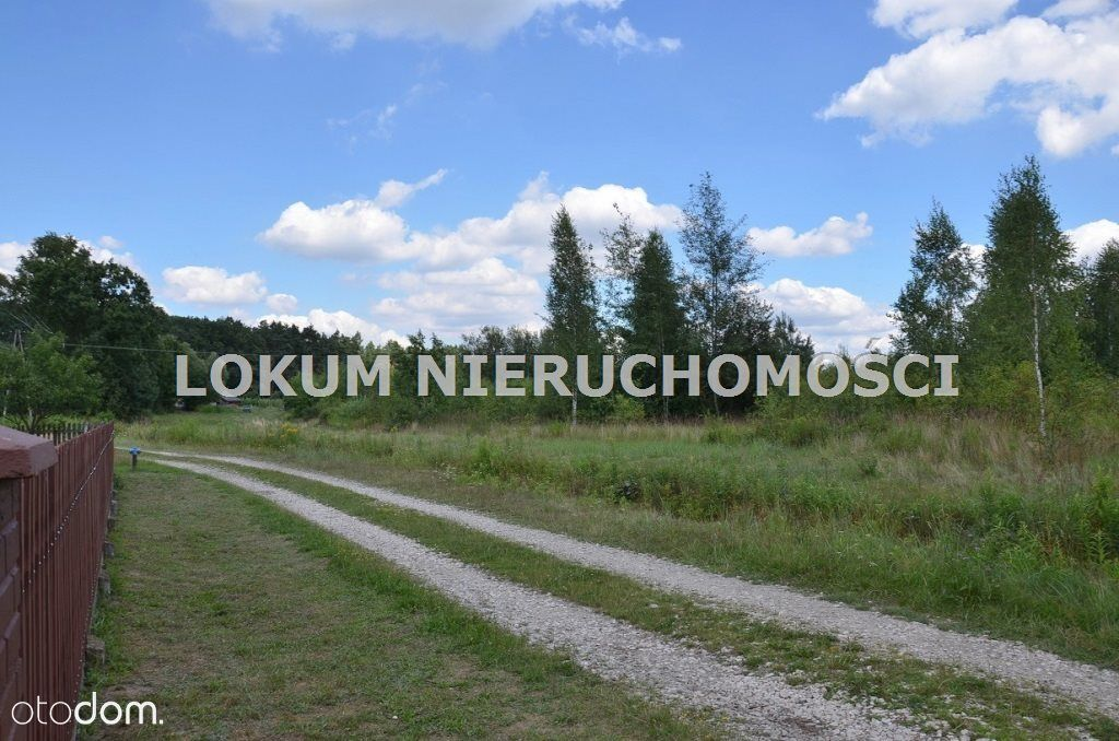 Działka na sprzedaż, Lisia Góra, tarnowski, małopolskie - Foto 1